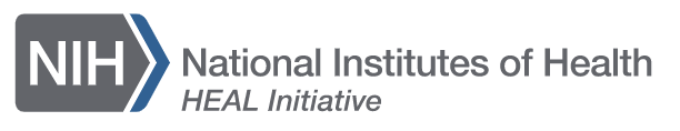 Logo for NIH HEAL initiative