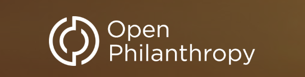 logo for Open Philanthropy